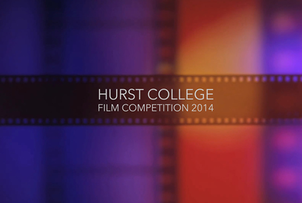 Hurst College Film Competition 2014