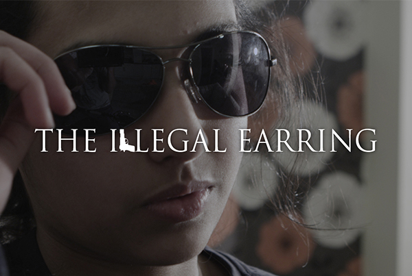 The Illegal Earring