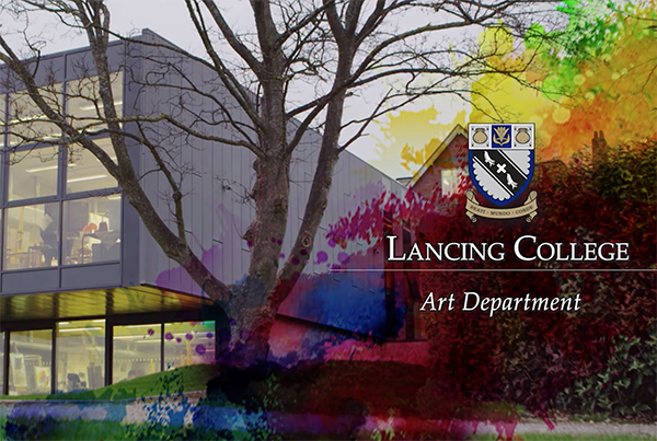 Lancing College Art Department 2015