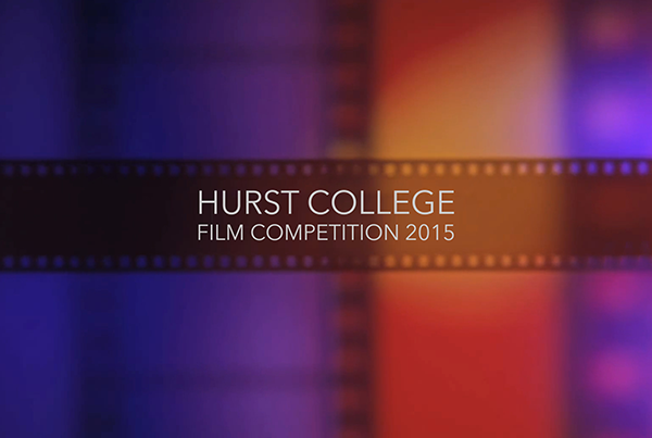 Hurst College Film Competition 2015