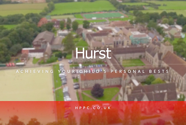 Hurst Senior School