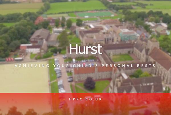 Hurst Senior School